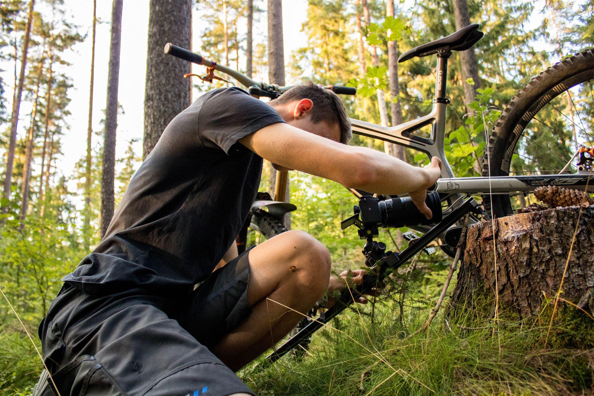 Constanin Köferl Biking is awesome Team Foto und Video Produktion