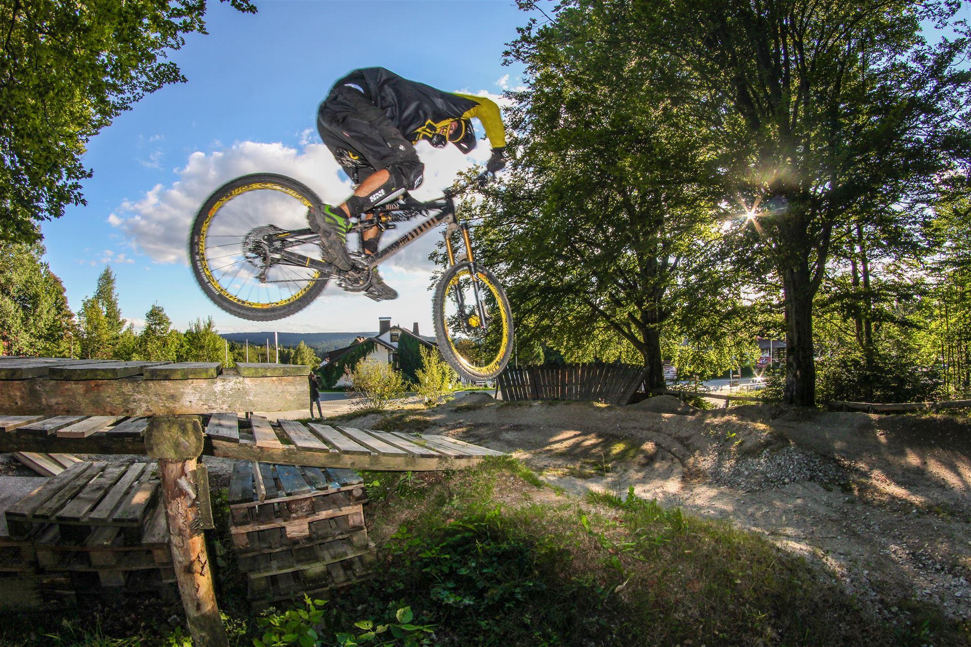 Bikepark Ochsenkopf - Biking is awesome der Film